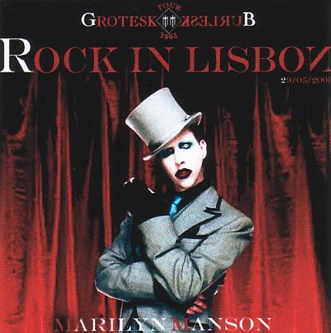 Rock in Lisbon cover