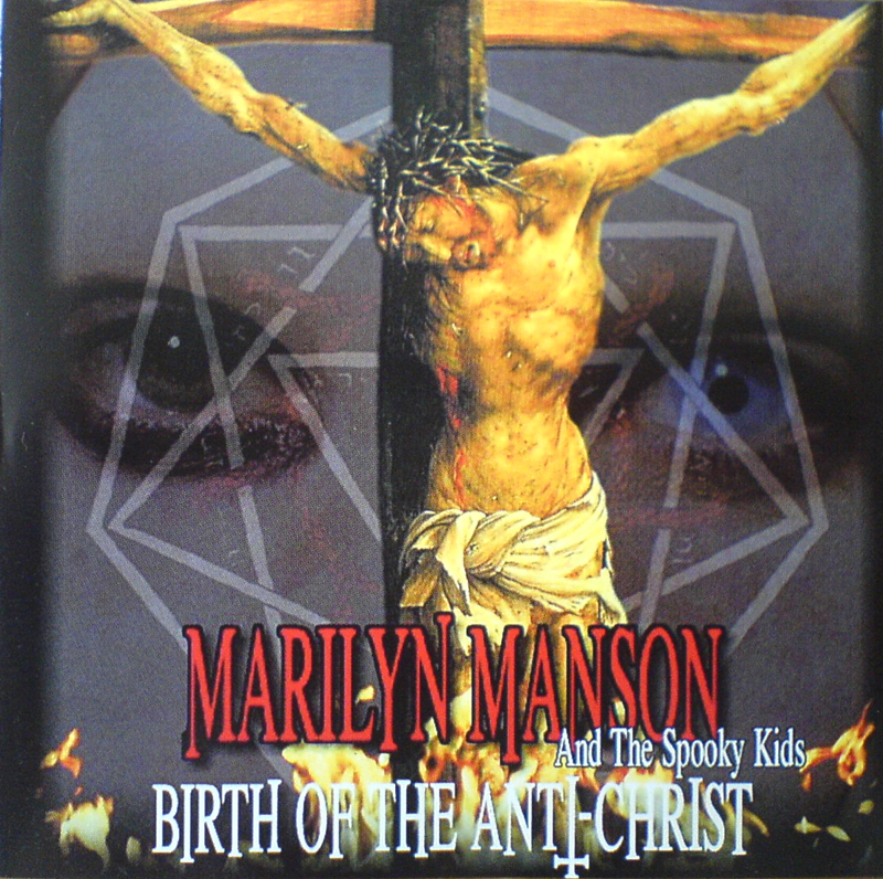 Birth of the Anti-Christ cover