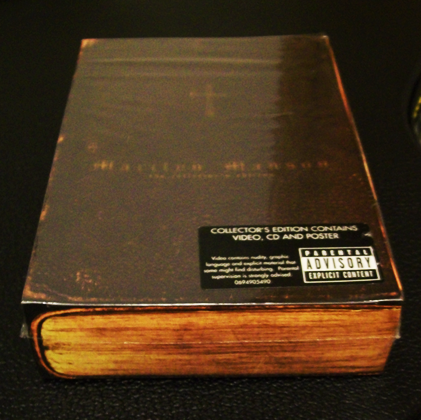 Marilyn Manson: The Collector's Edition cover