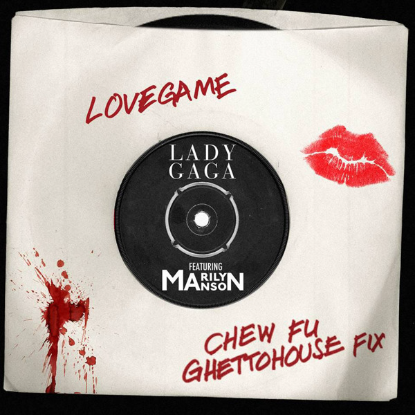LoveGame (Chew Fu Ghettohouse Fix) cover