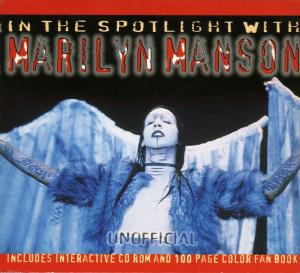 In the Spotlight with Marilyn Manson cover