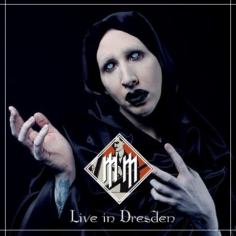 Live in Dresden cover