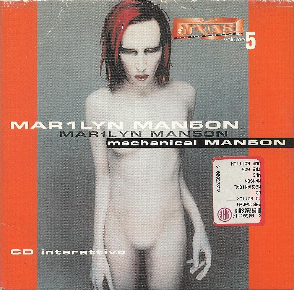 Mechanical Manson cover