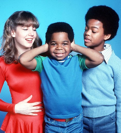Diff'rent Strokes child stars