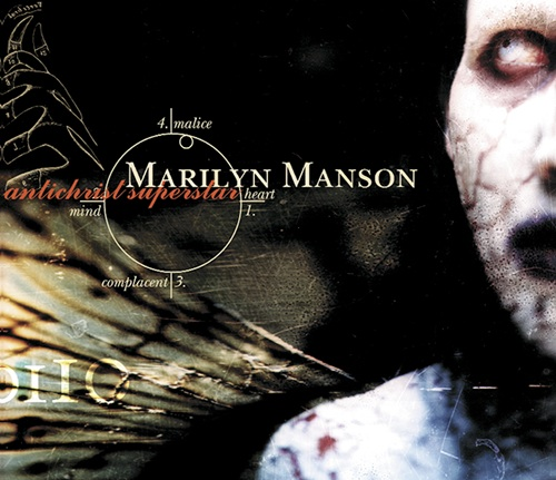 Antichrist Superstar cover