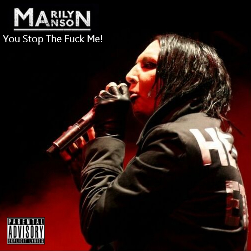 You Stop the Fuck Me! cover
